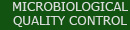 Microbiological Quality Control